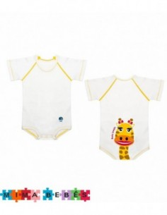 BODY 0-36M COTTON 4 SEASON BABY JUNGLE J.BIMBI