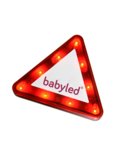 BABYLED TRIÁNGULO LUMINOSO
