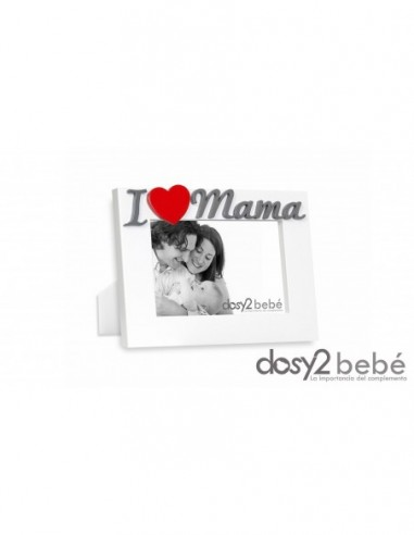 PORTAFOTOS I LOVE MAMÁ
