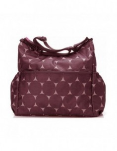 BOLSA RYMATERNAL BIG CEREZA