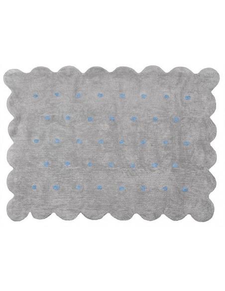 ALFOMBRA LAVABLE 120X160 CM COOKIE ARA TEXTIL