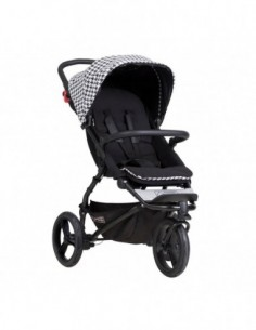 CARRO SWIFT IN PEPITA COLECCIÓN LUXURY MOUNTAIN BUGGY