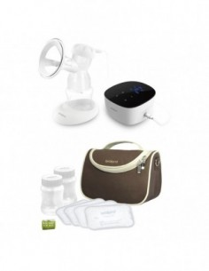 PACK SACALECHES NATURE SMART3 CON BOLSO DE AVAILAND