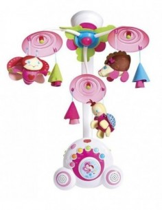 MOVIL TINY PRINCESS SOOTHE´N GROOVE TINY LOVE