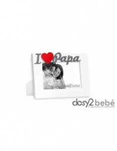 PORTAFOTOS I LOVE PAPÁ