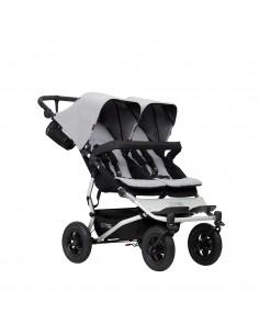 Carrito de bebé gemelar Duet 3.0 de Mountain Buggy