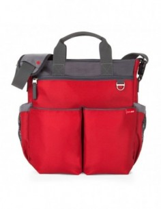 BOLSO SKIPHOP DUO SIGNATURE RED NIKIDOM