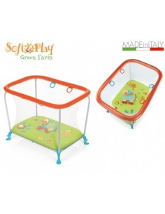 PARQUE SOFT & PLAY GREEN FARM BREVI