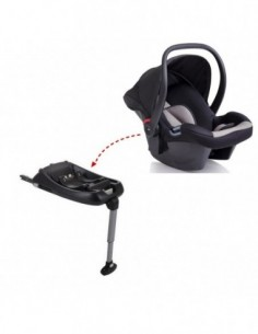 PACK GRUPO CERO ALPHA + BASE ISOFIX