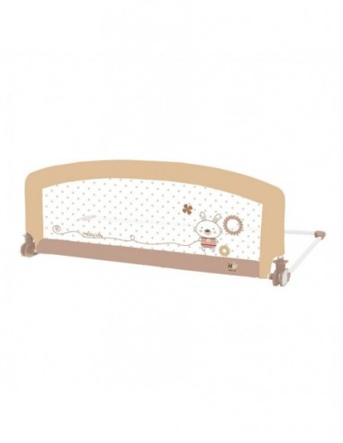 BARRERA DE CAMA 150CM BUNNY BEIGE HAPPY WAY