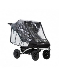 PLASTICO LLUVIA DOBLE MOUNTAIN BUGGY DUET 3.0