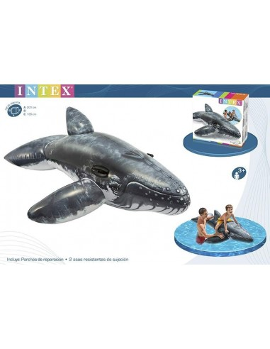 BALLENA HINCHABLE INTEX