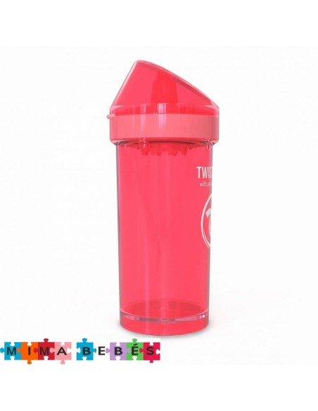 VASO DE APRENDIZAJE FRUIT SPLASH 360ML TWISTSHAKE +12M