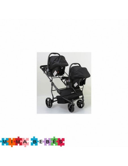 ADAPTADOR SUPERIOR EASY TWIN BABY MONSTERS GRUPO 0+