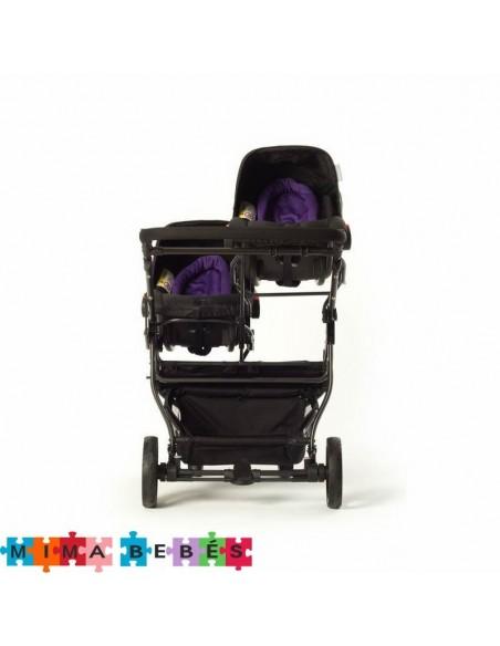 ADAPTADOR SUPERIOR EASY TWIN BABY MONSTERS GRUPO 0+