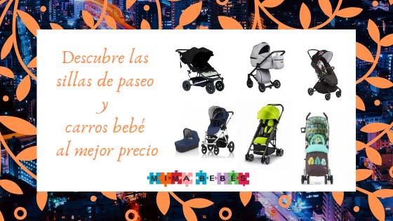 ed0961879 Descubre las sillas de paseo y carros bebé al mejor precio - es -