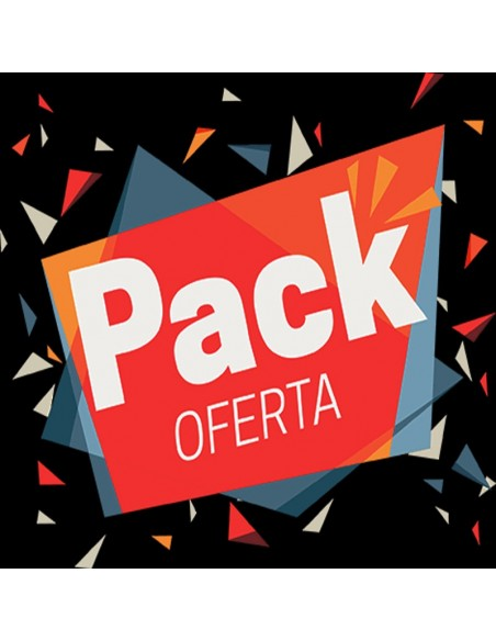 Pack oferta gemelar